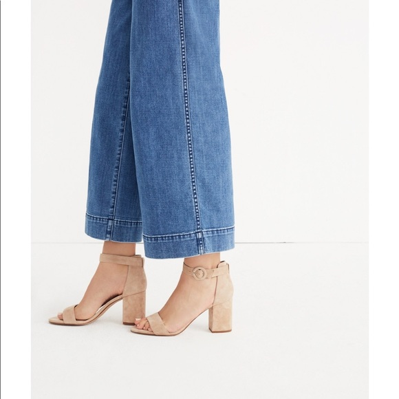 aac2eb775c5 Madewell Shoes - Madewell The Regina Ankle-Strap Sandal